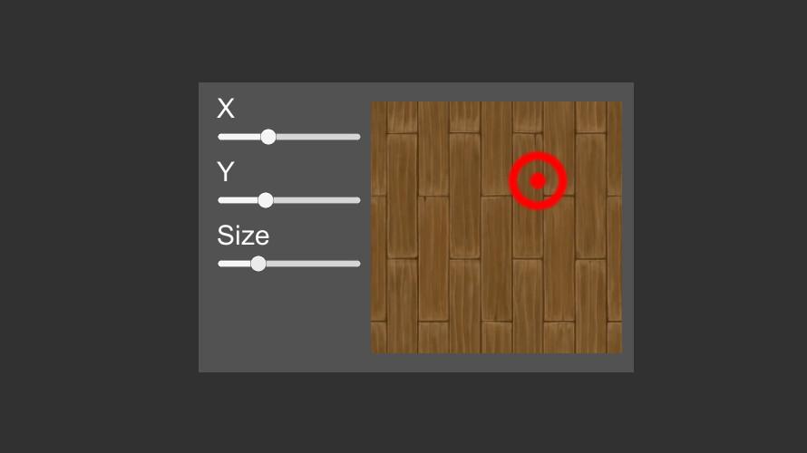 Textureを合成するShader