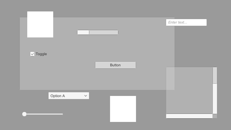 UI要素をScriptから作成