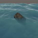 海洋シェーダ(反射と屈折)