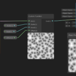 Custom Nodeの作成(Shader Graph Version7.3.1)